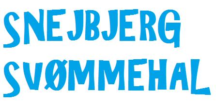 Snejbjerg Svømmehal, Herning, offentlig åbning logo