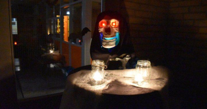 Hellooow, Halloween, Snejbjerg Svømmehal